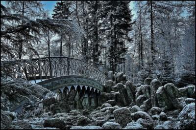 Bergpark - Bridge